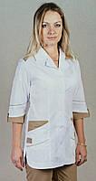 "Медицинский костюм женский ""Health Life"" х/б 2231"