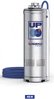 UP 4/5 насос для колодца многоступенчатый моноблочный