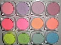 Набор цветных акрилов для лепкиYRE