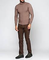 Мужские джинсы Pioneer 33 34 Коричневый 2900054534019, КОД: 1002424