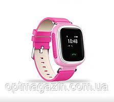 Дитячі розумні годинник телефон Smart Baby Watch Q80 c GPS, фото 2