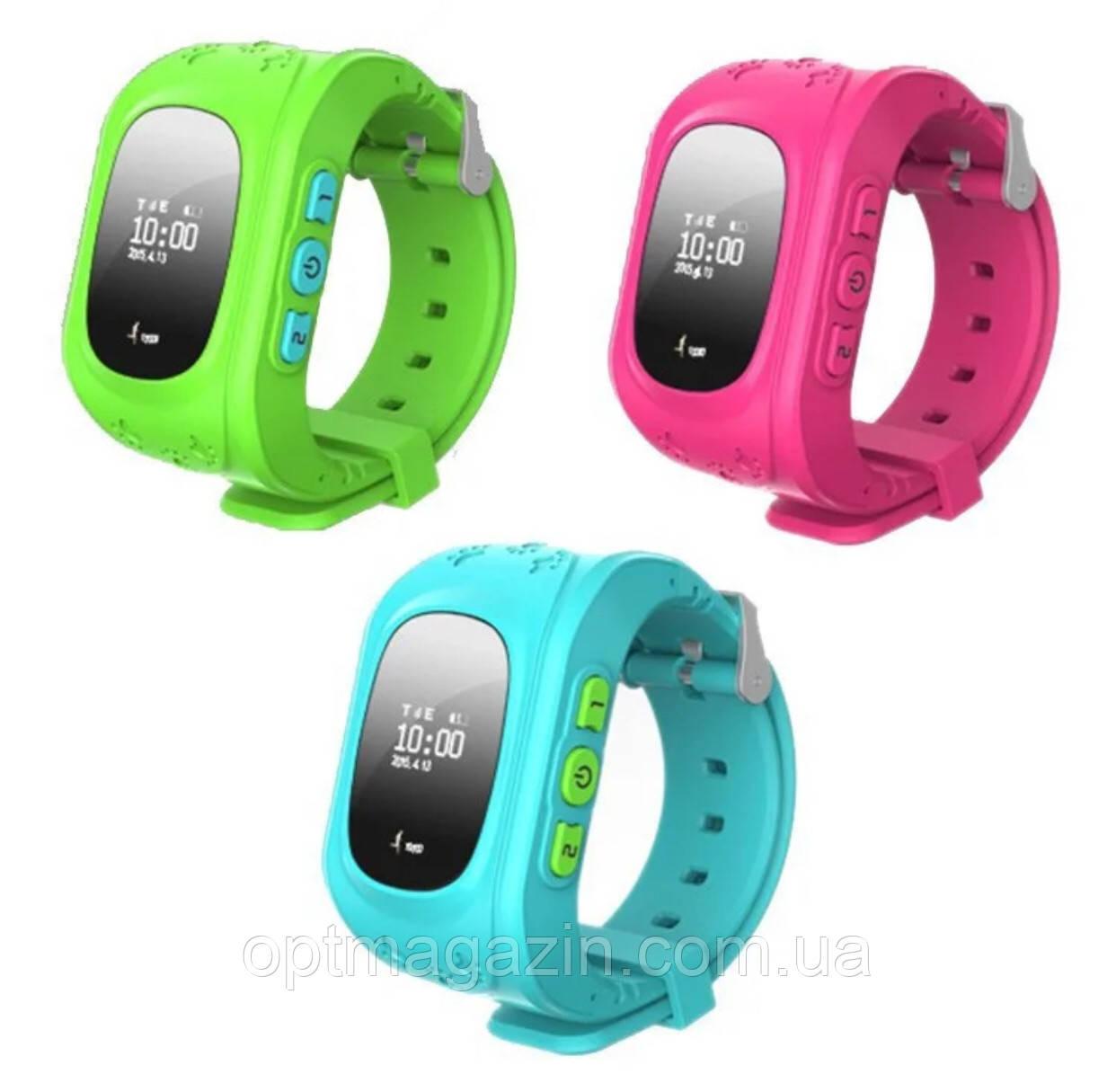 Детские умные часы телефон Smart Baby Watch Q5