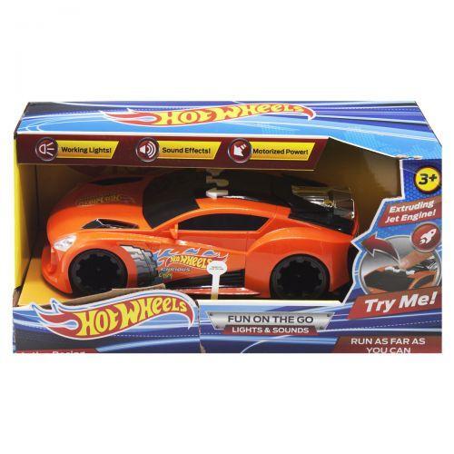 """Машинка """"Hot Wheels: Furious"""", оранжевый 88430"""