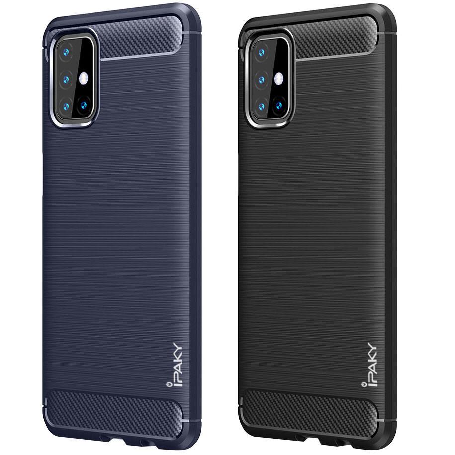 TPU чехол iPaky Slim Series для Samsung Galaxy M31s