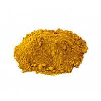Желтый -  Железоокисный пигмент