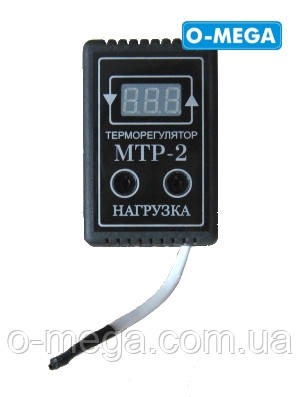 Терморегулятор МТР-2 для электрообогревателей 16А