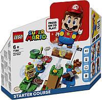 Lego Super Mario Приключения вместе с Марио. Стартовый набор Лего 71360