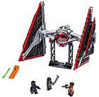 Lego Star Wars Истребитель СИД ситхов Лего Стар Варс 75272, фото 3