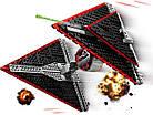 Lego Star Wars Истребитель СИД ситхов Лего Стар Варс 75272, фото 5