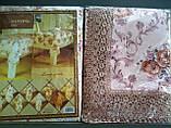 Скатертина квіткова 152-152 коло., фото 6