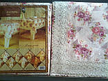 Скатертина квіткова 130-182, фото 6