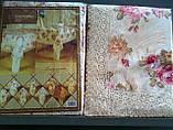 Скатерть цветочная  150-220  oval, фото 7