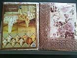 Скатертина квіткова 152-152 коло., фото 10