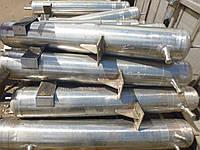 Баллоны высокого давления 2-х камерные, из н/ж стали, с хранения.