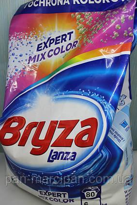 Пральний порошок Bryza Lanza Color 6 кг (80пр)