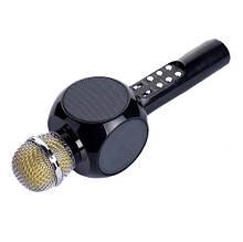 Караоке микрофон 1816 Черный