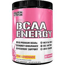 EVL Аминокислоты BCAA ENERGY 267 г Вкус: Pink lemonade