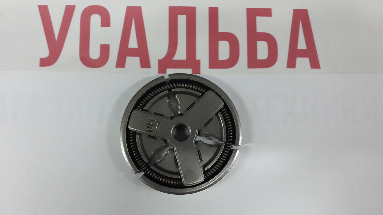 Сцепление в сборе  на бензопилы Vitals,Sadko, Foresta, Днипро, Кентавр, Forte, Бригадир