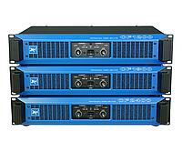 Усилитель мощности Park Audio CF1800cr с кроссовером, 2 х 900Вт \4Ом ,2 х 500Вт\8Ом, 1450Вт\мост 8Ом