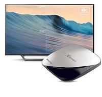 ULTRA HD X88 PRO - медиаплеер для телевизора, тюнер, смарт бокс, Android 9.0 Smart TV box, андроид ТВприставка