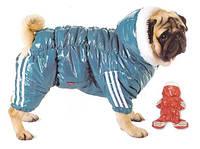 "Комбинезон зимний для собак  Pet Fashion  "" Марафон"" - размер М"
