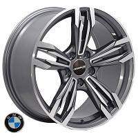 Zorat Wheels BK5730(707) R18 W8.5 PCD5x120 ET38 DIA74.1 GP