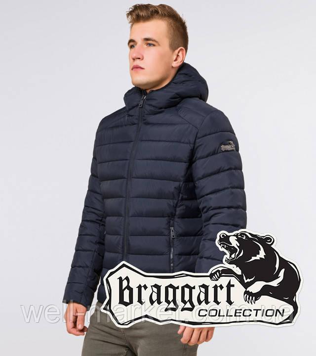 Braggart Aggressive 40962 | Куртка мужская зимняя сине-черная