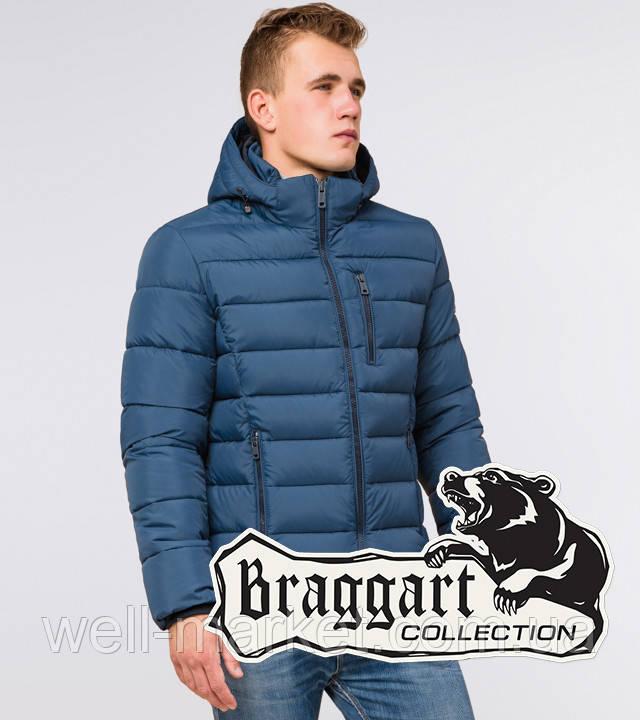 Braggart Aggressive 36450   Зимняя мужская куртка темно-бирюзовая