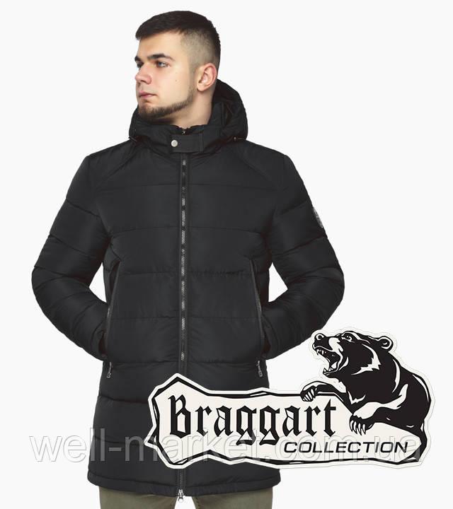 Braggart Aggressive 36470   Куртка мужская черная