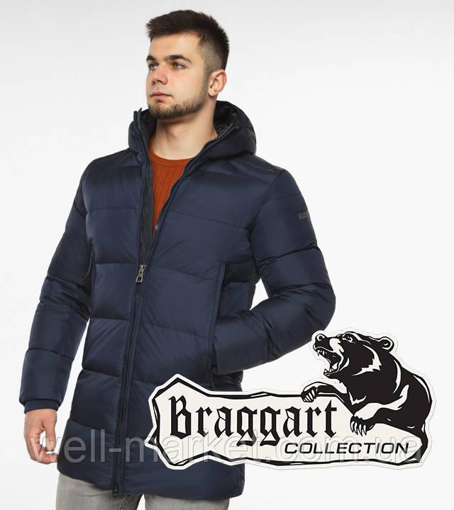 Braggart Aggressive 38050| Куртка мужская темно-синяя