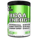 EVL Аминокислоты BCAA ENERGY 291 г Вкус: acai berry, фото 2