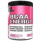 EVL Аминокислоты BCAA ENERGY 291 г Вкус: acai berry, фото 5
