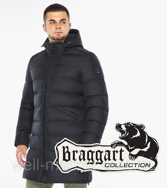 Braggart Aggressive 35260 | Зимняя куртка темно-синяя