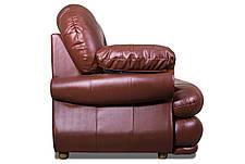 Кожаный не раскладно диван Орландо, фото 3