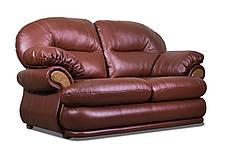 Шкіряний не раскладно диван Орландо, фото 3