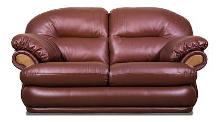 Кожаный не раскладно диван Орландо, фото 2