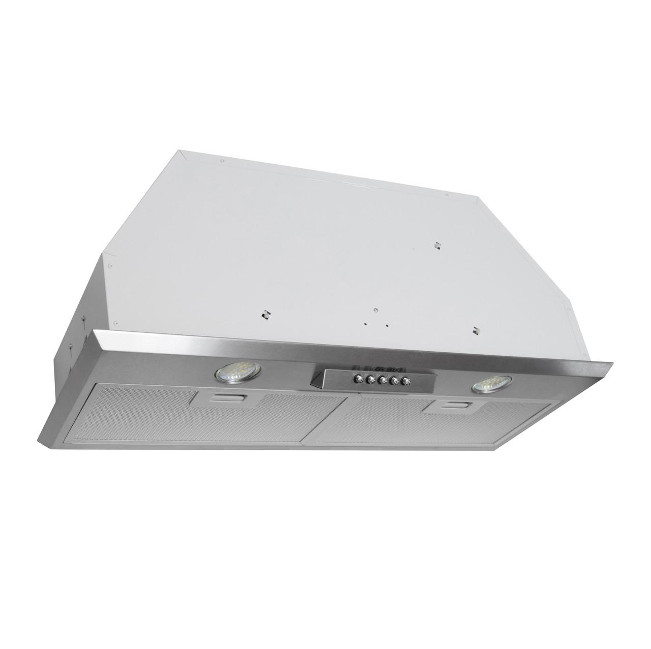 Витяжка вбудовувана кухонна ELEYUS Modul 1200 LED SMD 70 IS (нержавійка)