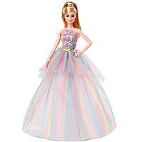 Коллекционная кукла Барби счастливый день рождения Mattel Barbie Signature Birthday Wishes Doll Уценка