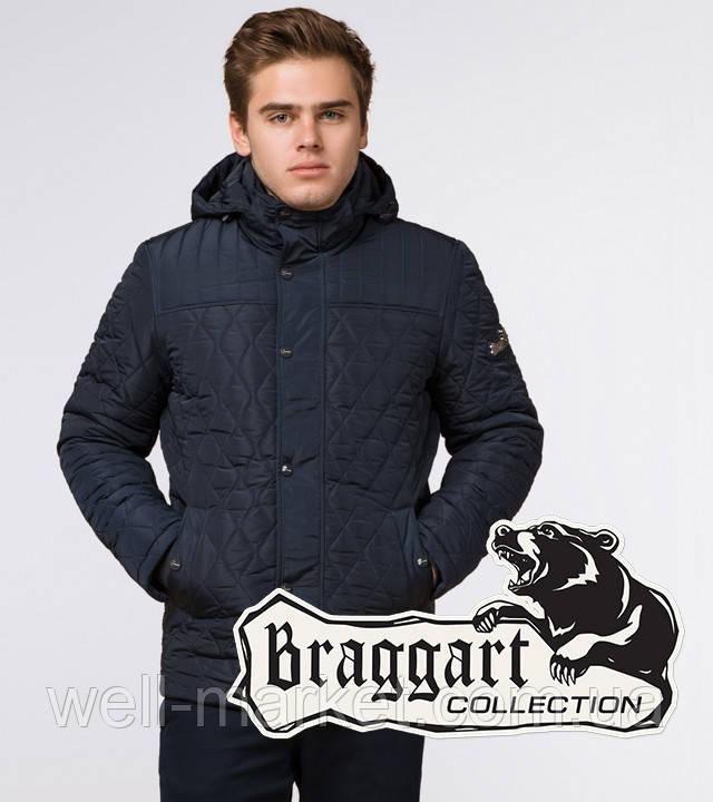 Braggart Dress Code 24534   Мужская зимняя куртка синяя