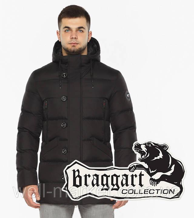 Braggart Dress Code 37485   Мужская зимняя куртка черная