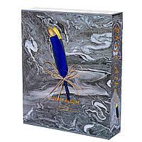 "Фотоальбом ""Blue feathers"" (80 фото 10х15), фото 1"
