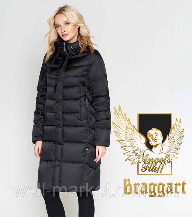 Воздуховик Braggart Angel's Fluff 29775   Куртка женская зимняя черная