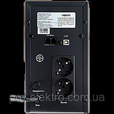 ИБП линейно-интерактивный LogicPower LP U1200VA(720Вт), фото 2