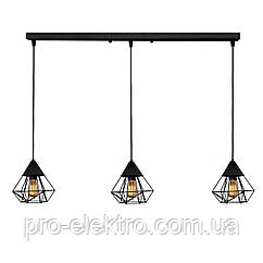 Светильник подвесной в стиле лофт NL 0535-3 MSK Electric