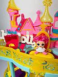 Домик ЛОЛ кукольный замок 3 этажа LOL К 5626, фото 8