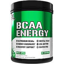 EVL Аминокислоты BCAA ENERGY 630 г Вкус: Зеленое яблоко