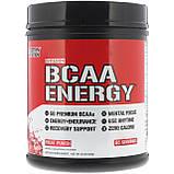 EVL Аминокислоты BCAA ENERGY 611 г Вкус: cherry limeade, фото 3