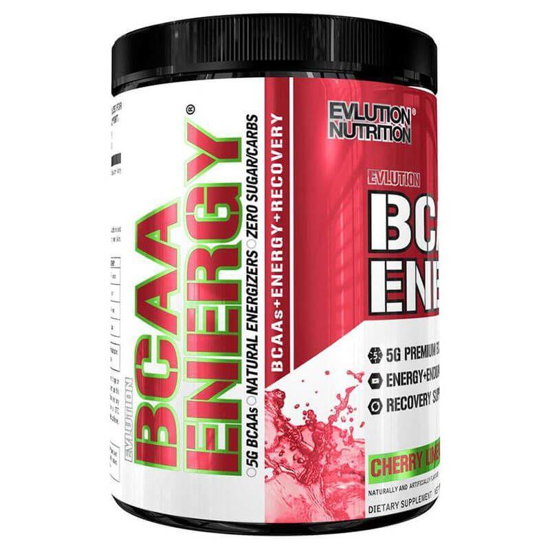 EVL Аминокислоты BCAA ENERGY 611 г Вкус: cherry limeade