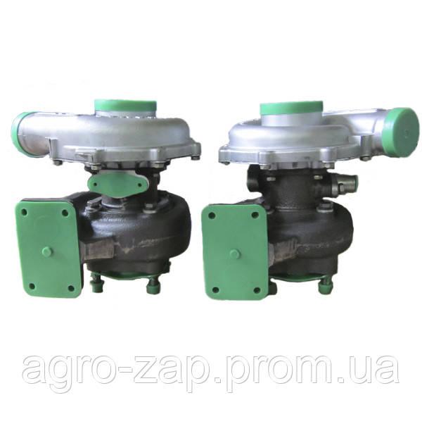 Турбокомпрессор ТКР 7С6 / Евро-Камаз / КамАЗ-740 / Евро-1/2