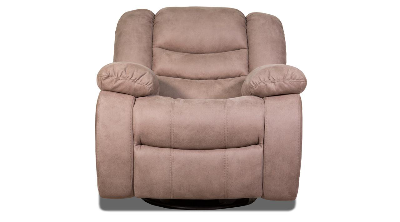 Нове крісло з реклайнером - Манхеттен (100см)